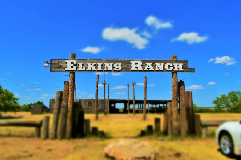 Arriving at Palo Duro Creek Ranch made us feel like we were stepping back into the Old west days.