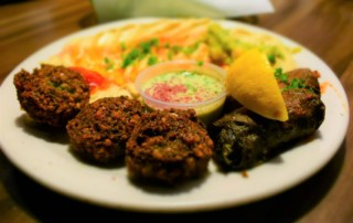 Jerusalem Cafe is home to some of the best Mediterranean dishes in Kansas City.