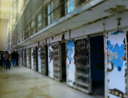 Walking The Block At The Missouri State Penitentiary