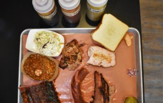 Sampling the BBQ scene in Jefferson City is as easy as making a visit to Sweet Smoke BBQ.
