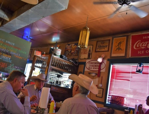 Coyote Bluff Cafe – Cowboy Up For Lunch