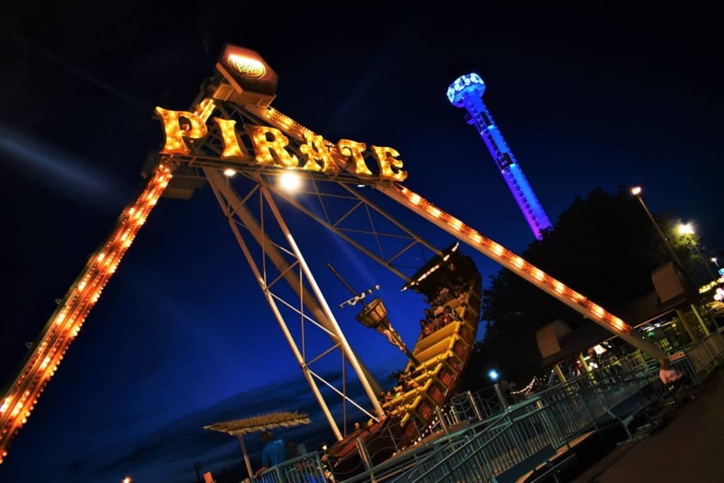 The Pirate Ship is a good example of a ride that is bringing fun to the Panhandle.