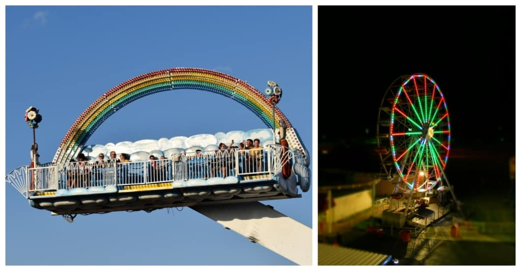 Wonderland park offers high flying rides that are bringing the fun to the Panhandle.