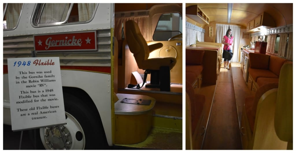 Even Hollywood got on the recreational vehicle bandwagon, when they produced the movie RV.