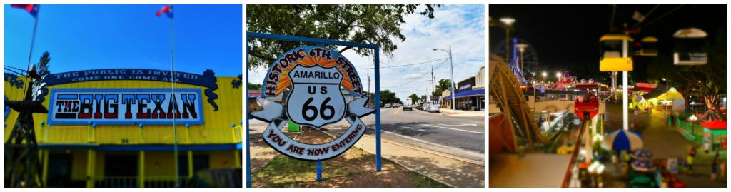 Amarillo is a major player in Route 66 sites, and sees thousands of travelers every year.