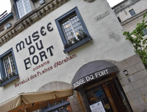 Time Traveling in Quebec City – Musee Du Fort