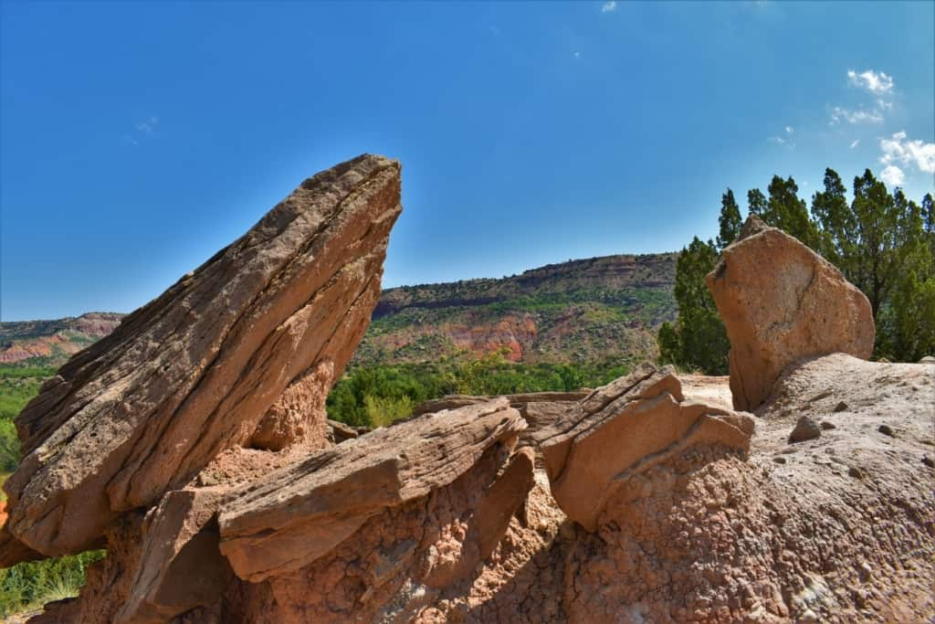 The striking landscape of Palo Duro canyon attracts travelers from all over the world.