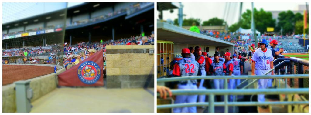 Being at field level allows for a different perspective of the new game in town.