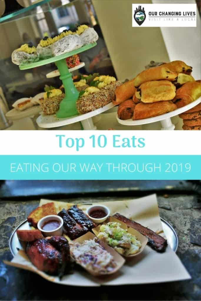 Top 10 eats-Eating our way through 2019-dining-restaurants-breakfast-lunch-dinner-barbecue