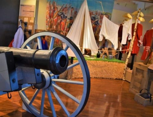 Changing Of The Guard – Plains of Abraham Museum