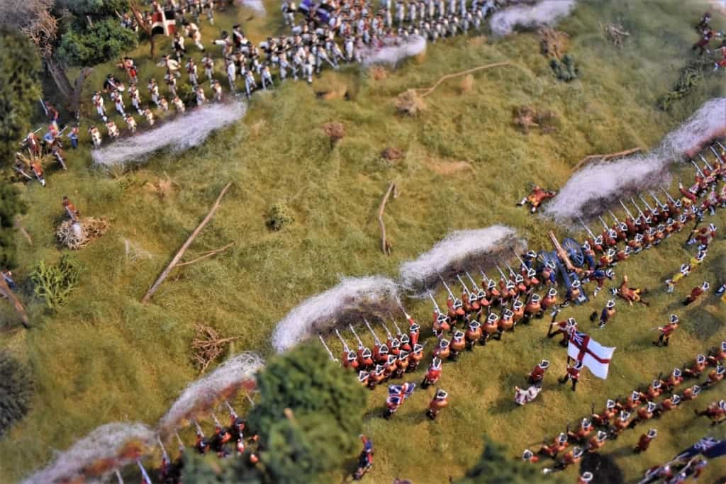 The Battle of the Plains of Abraham would lead to a changing of the guard in the Quebec region.