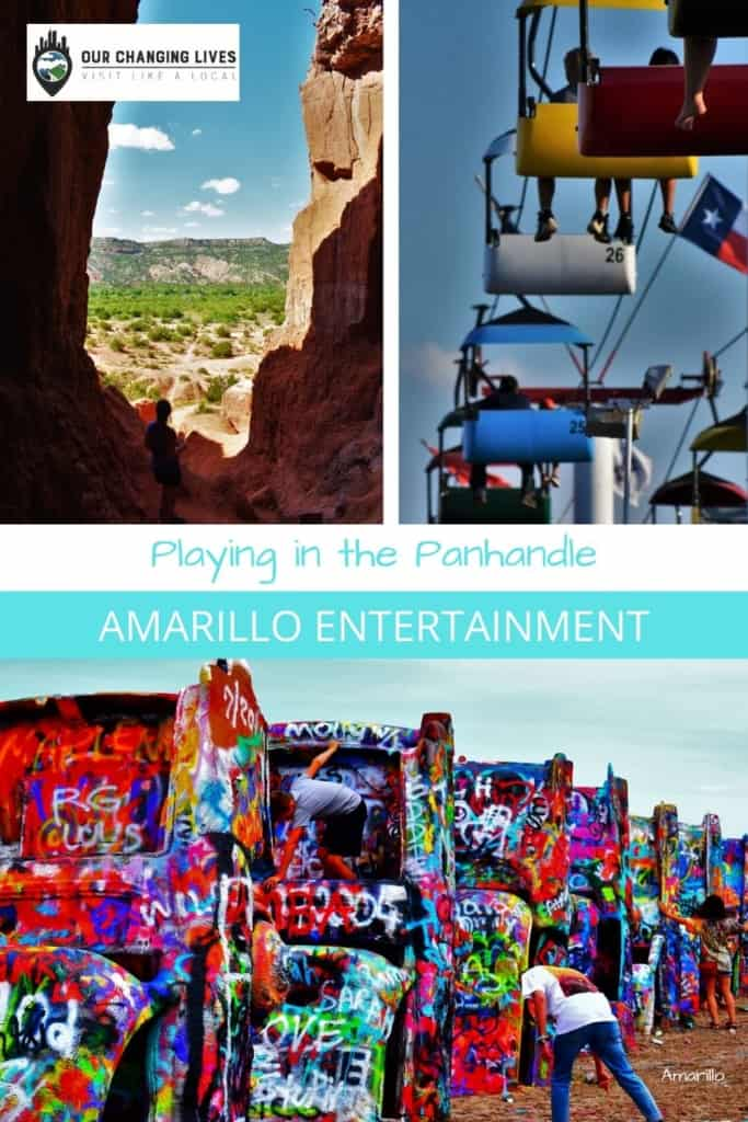Playing in the Panhandle-Amarillo, Texas-entertainment-fun-theater-history-museum-Palo Duro Canyon