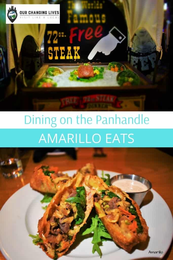 Dining on the Panhandle-Amarillo Eats-restaurants-Amarillo Texas-dining