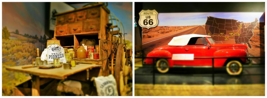 The Panhandle-Plains Museum is the largest history museum in the state of Texas, so plan on being there for a while.