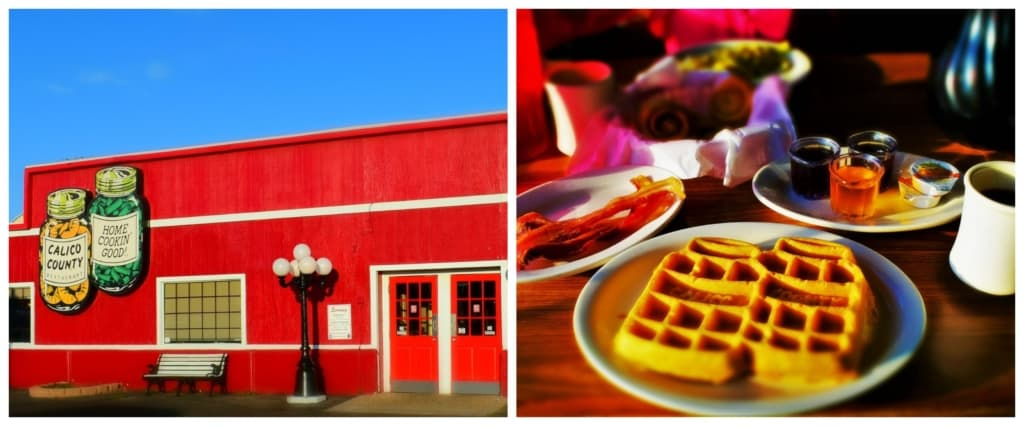 Calico County has been serving up delectable breakfasts for over 35 years.