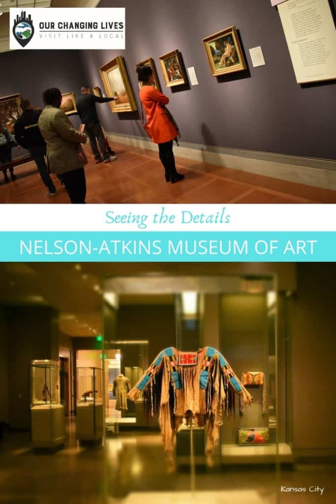 Seeing the Details-Nelson Atkins Museum of Art-artwork-artists-art gallery