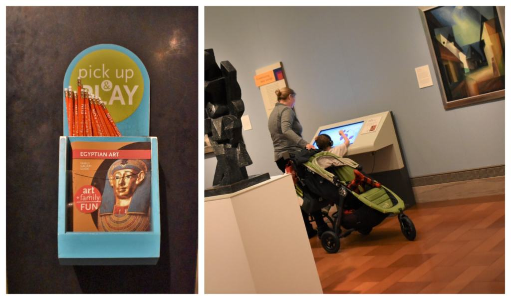 The Nelson-Atkins Museum has introduced new ways to engage with visitors of all ages.