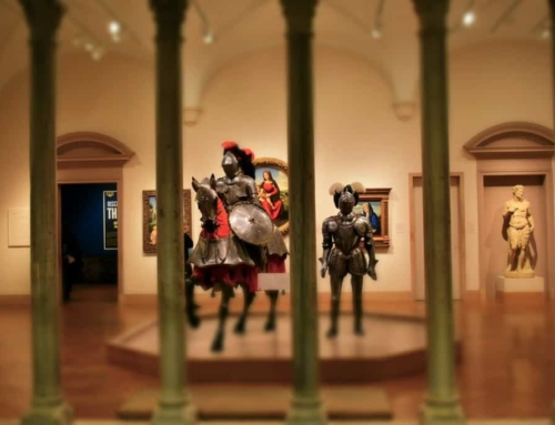 Seeing The Details – Nelson-Atkins Museum of Art