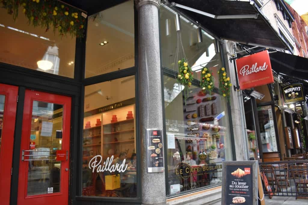 Quebec's version of fast food includes places that serve up delicious favorites to hungry diners.