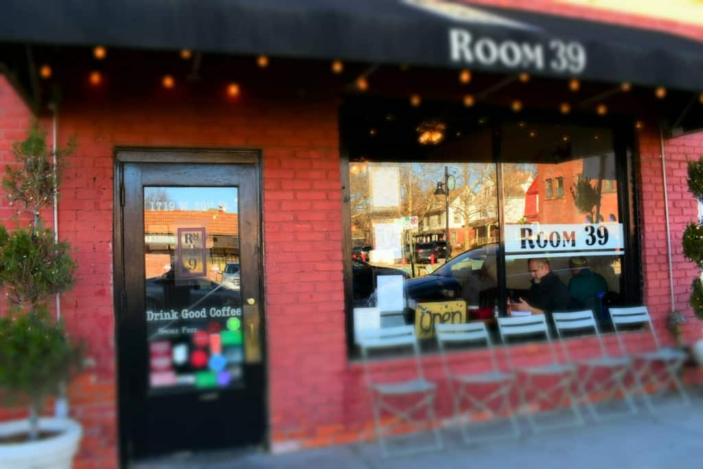 Room 39 is one of many good brunch options in Kansas city.