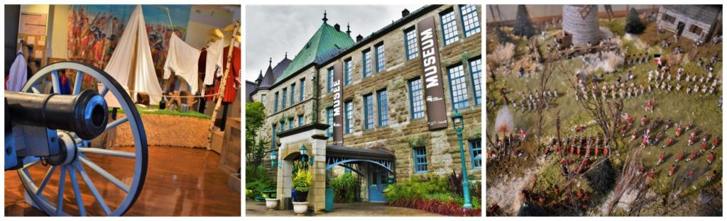 The Plains of Abraham Museum highlights one of the most pivotal times in Quebec City history.