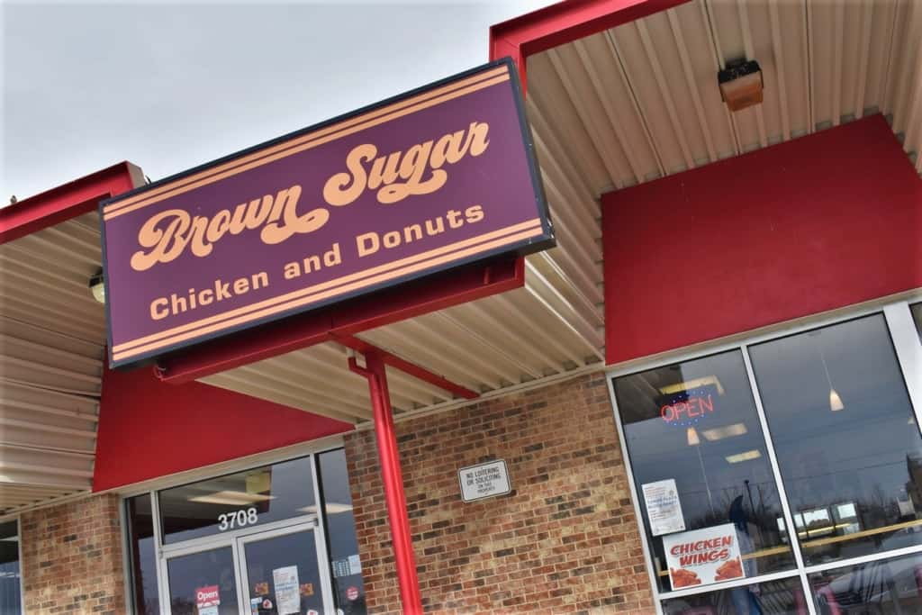 It is good to see a new dining option opening in the heart of Kansas City, Kansas.