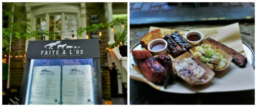 We were impressed at the quality of the barbecue we sampled during a visit to a Quebec smokehouse.