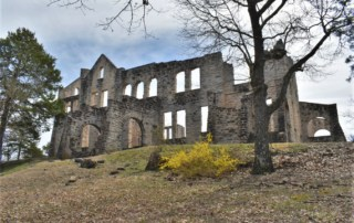 The burned out ruins of Ha Ha Tonka Castle are a sight that many Midwesteners are familiar with.