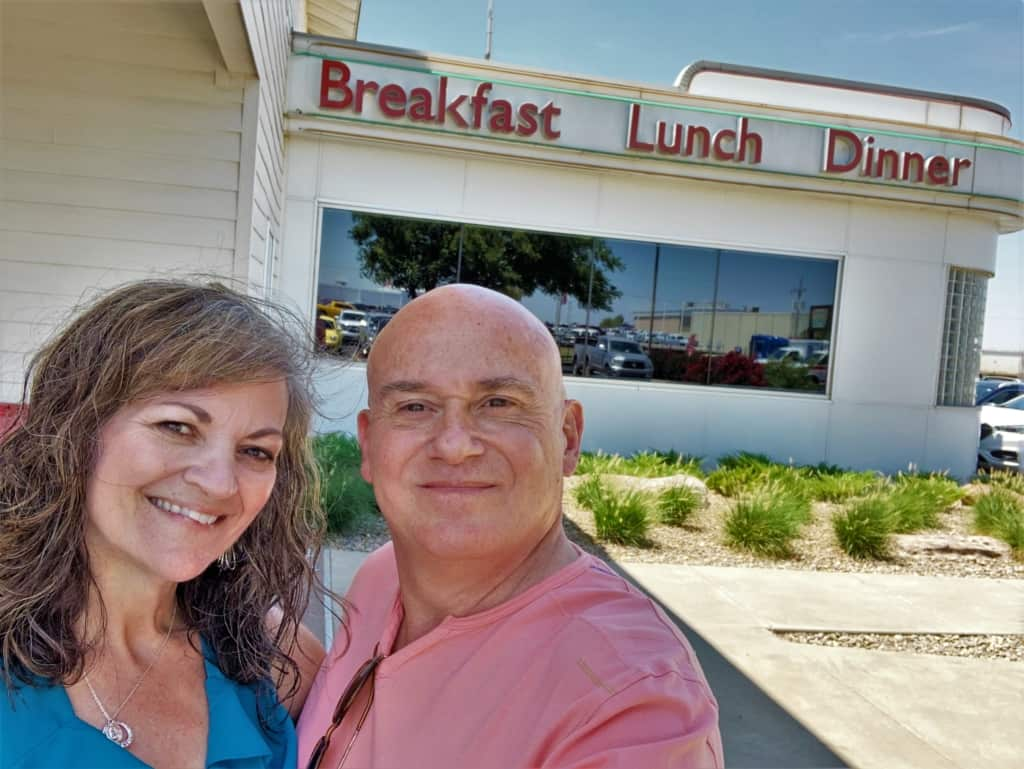 The authors are putting out a notice of calling all Route 66 lovers to sample the nostalgia at Lucille's Roadhouse in Weatherford, Oklahoma.