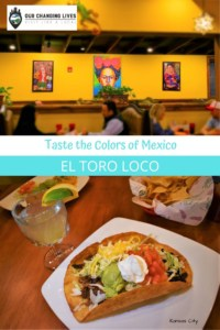 Taste the Colors of Mexico-El Toro Loco-Kansas City dining-restaurant-Mexican cuisine