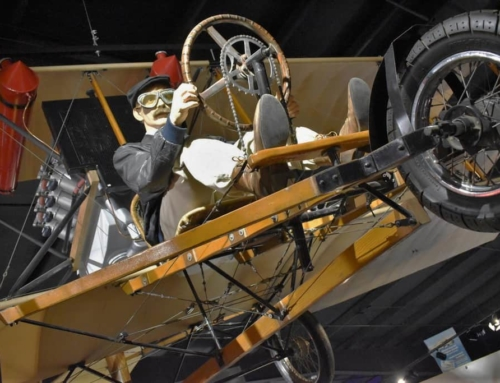 6 Reasons To Visit The Stafford Air & Space Museum