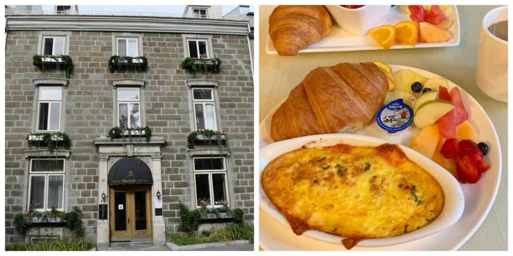 "The Hotel Manoir d""Auteuil offered us a fantastic home base for exploring the city and enjoying their amazing breakfasts."