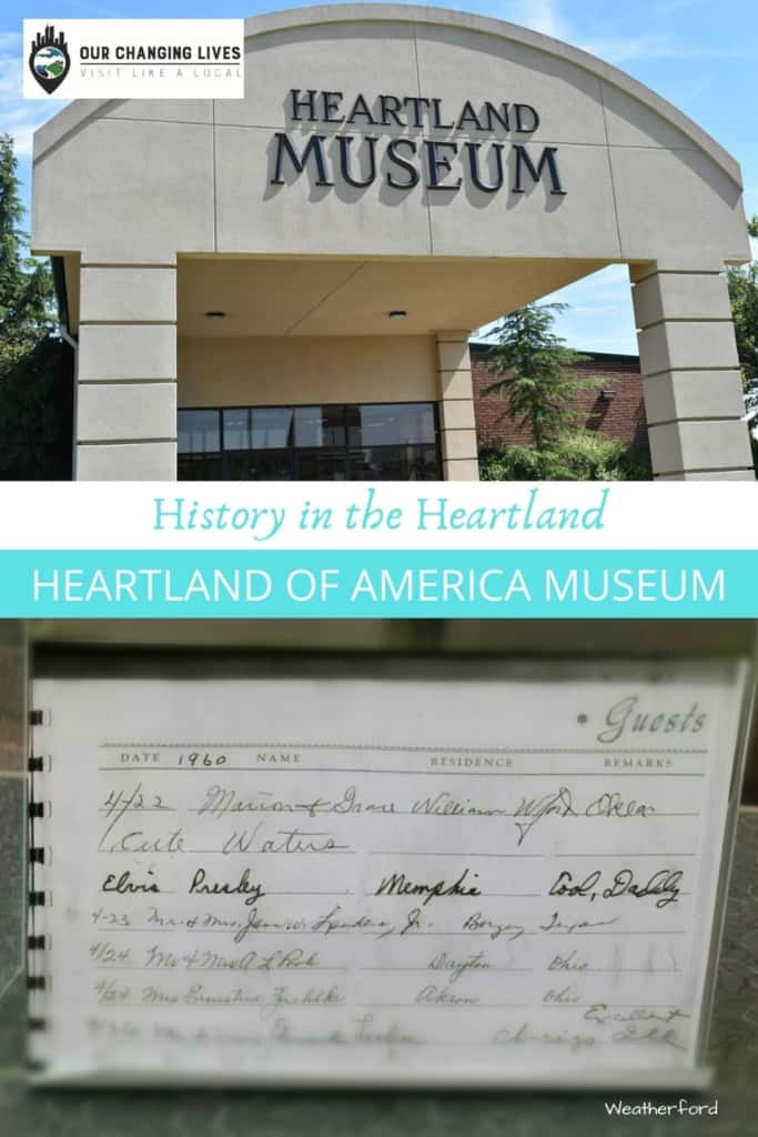 Heartland of America Museum-history in the heartland-Weatherford, Oklahoma-Elvis Presley-artifacts-Route 66