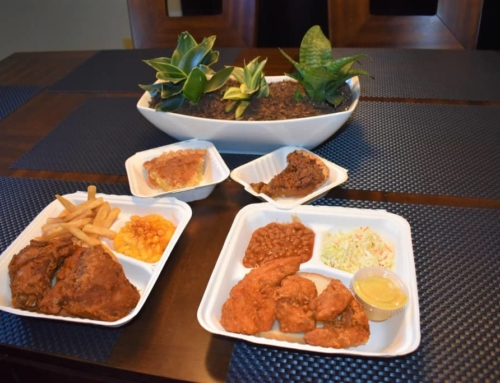 Spicing Up Carryout – Gus's World Famous Fried Chicken