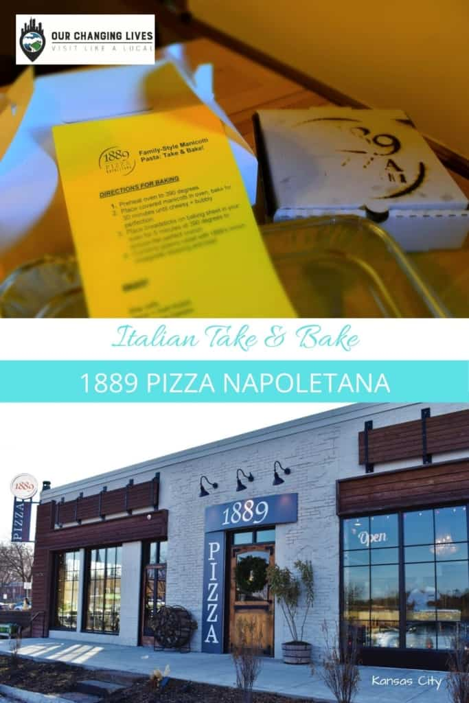 Italian Take & Bake-1889 Pizza Napoletana-Italian cuisine-manicotti-pizza-Kansas city, kansas