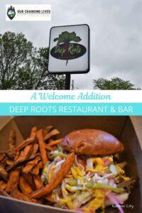 A welcome addition-Deep Roots Restaurant and Bar-Kansas City kansas-Kansas City dining-homestyle food