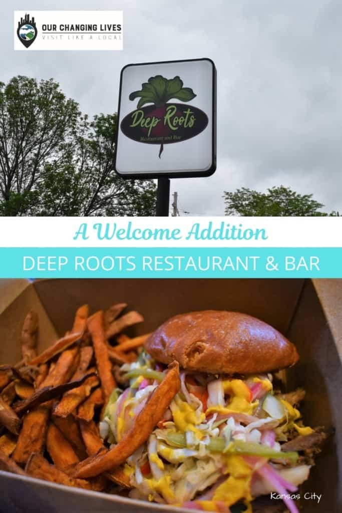 A welcome addition-Deep Roots Restaurant and Bar-Kansas City kansas-Kansas City dining-homestyle food