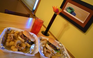 Carryout meals are easy to find when you scope out Hole in the Wall dining destinations.
