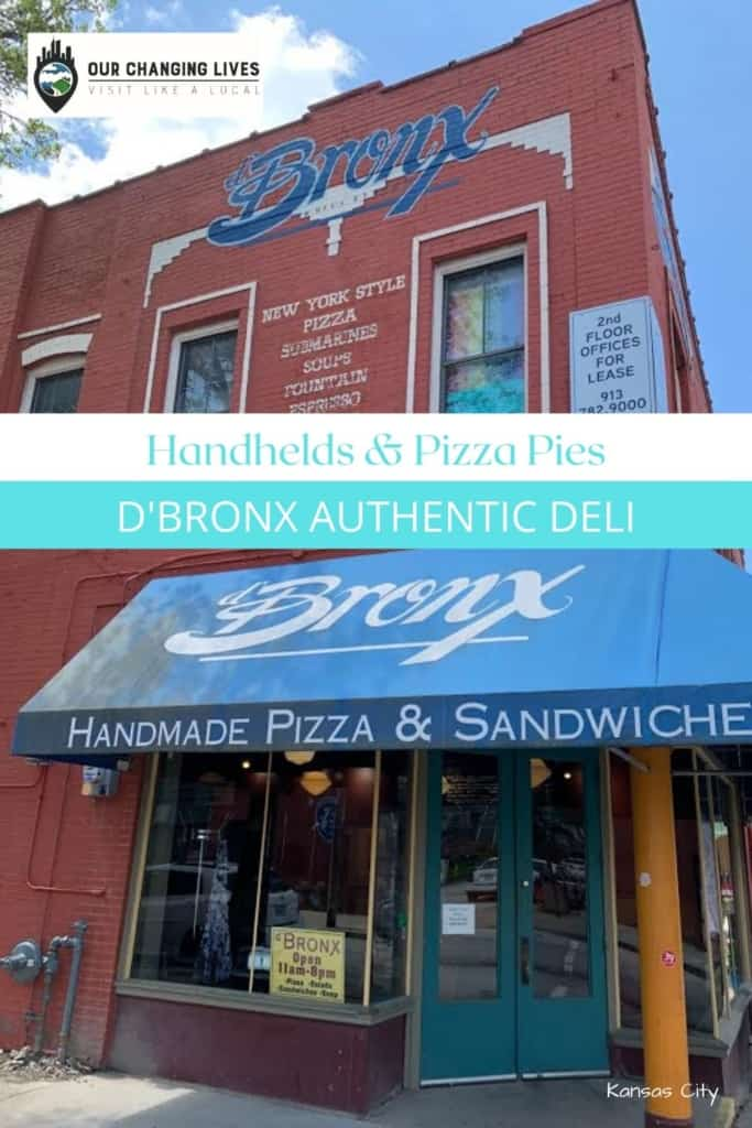Handhelds and Pizza Pies-D'ronx Authentic Deli-New York style pizza-handheld sandwiches-deli sandwiches-Kansas City restaurant