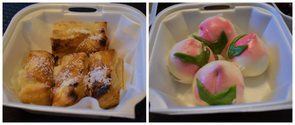 Sweet treats are not to be forgotten when ordering some Creative Cantonese from ABC Cafe.