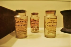 The use of quinine became a key part of stopping the spread of malaria in America.