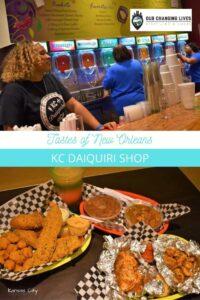 Tastes of New orleans-KC Daiquiri Shop-Kansas City restaurants-Cajun cuisine-daiquiri-French Quarter-southern cuisine