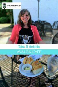 Take it Outside-Avalon cafe-Weston, Missouri-dining-patio-al fresco-lunch-coronavirus-quarantine