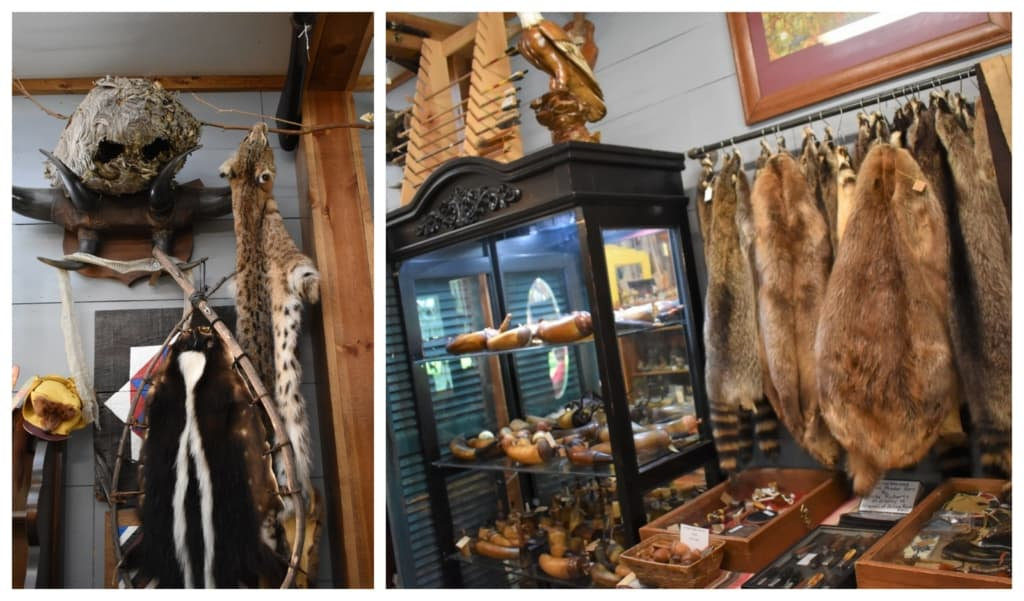 Thunder Lodge Trading Company has those one of a kind gifts for the person who has everything.