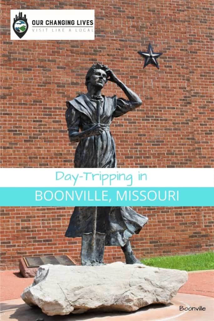 Day tripping in Boonville-transportation-railroad-Mitchell Car Museum-River, rails, and trails museum-Frank James