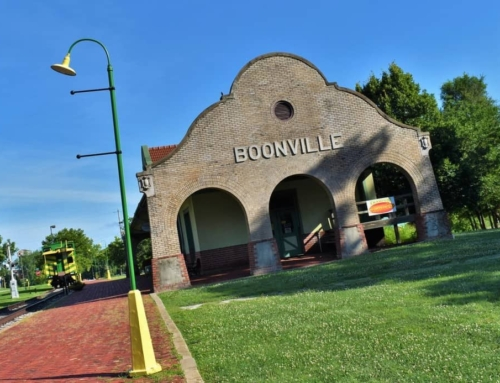 Day-tripping In Boonville, Missouri