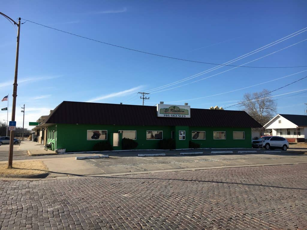 El Ranchero provides plenty of flavor for those looking to enjoy Mexican cuisine in Marysville, Kansas.