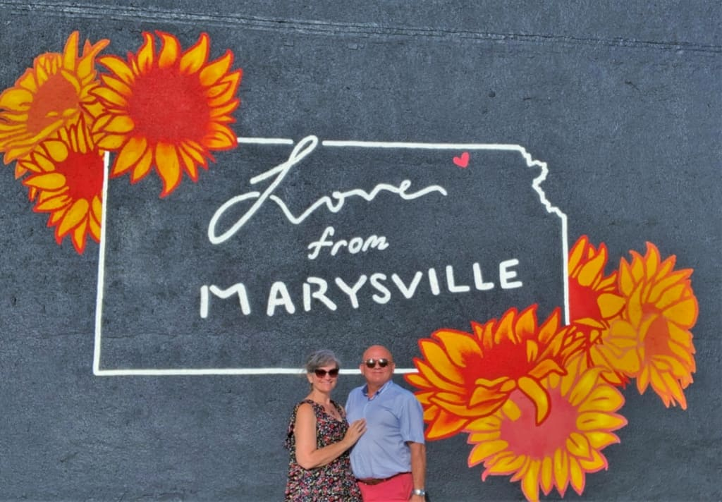 We were feeling at home in Marysville, thanks to the comfortable lodging we found at Trailhead Suites.