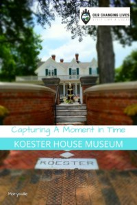 Koester House Museum-capturing a moment in time-Marysville, Kansas-history