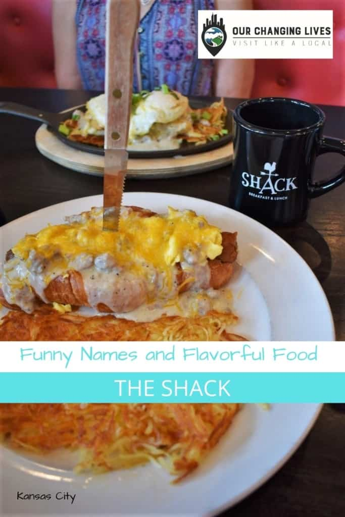 funny names and fantastic food-The Shack-Kansas City restaurants-breakfast-eatery